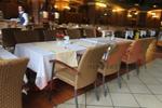 Стилни маси и столове ратан за заведение