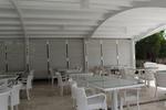 Маси и столове ратан за къща със заведение