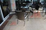 Дизайнерски столове от ратан за заведения