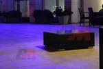 Маси и столове ратан за кафенета на басейн