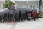 Удобни маси и столове ратан за лятни заведения