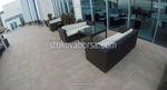 Маси и столове, произведени от тъмен ратан