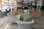 Маси и столове от бял ратан в различни цветове и плетки