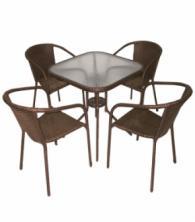 Мека мебел от ратан за външно и вътрешно ползване  Пловдив