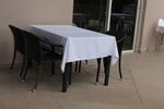 Ниски цени на маси и столове от ратан за интериор