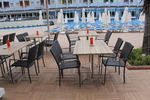 Скъпи маси и столове ратан за басейн