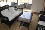 Лукс маси и столове от ратан за интериор