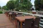 Маси и столове ратан за кафенета