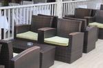 Ратанови мебели от изкуствен ратан