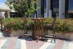 Лукс бар столове от ратан за заведения
