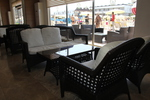 Маси и столове ратанови за кафенета