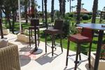 Ниски цени на бар столове от ратан за заведения