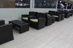 Маси и столове ратанови за лятни заведения