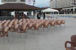 Качественни пластмасаови столове за лятно заведение