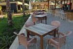 Пластмасови столове за плаж, за открито