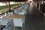 Градински пластмасови евтини столове
