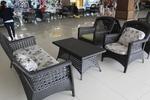 Евтини маси и столове от изкуствен ратан