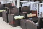 Маси и столове от изкуствен ратан за всяка обстановка