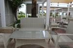 Маси и столове от изкуствен ратан за външно и вътрешно ползване