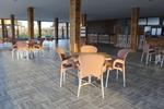 Дизайнерски плот за маса за открито от верзалит