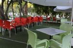 Модерна база за маса за кафене