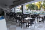Уникална основа за маса за хотели