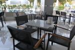 Основи за бар маси от неръждаема стомана за ресторанти