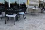 Стилна база за бар маса за басейн