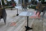 Качествена стойка за бар маса за хотел