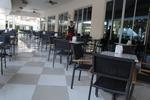 Стилна основа за бар маса за заведение