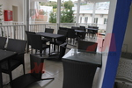 Дизайнерски бази за маси за кафенета
