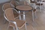 Качествена основа за бар маса за ресторант