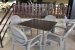 Уникални стойки за маса за хотел
