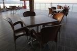 Различни височини основи за маса за ресторанти