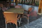 Комбинирана база за бар маса