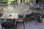 Устойчива стойка за маса за хотел