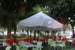 Дизайнерска база за бар маса за хотел
