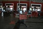 Дизайнерска база за бар маса за кафене