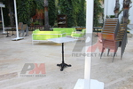 Дизайнерска стойка за маса за хотел
