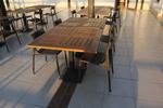 Дизайнерски здрави бази за маса