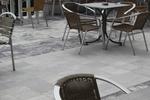 Здрави алуминиеви столове за басейн