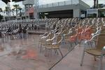 Алуминиеви столове за хотел с доставка