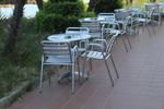 Алуминиева маса за ресторант