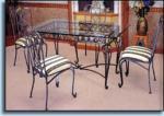 Ковани столове за поставяне в дома и градината Пловдив фирми