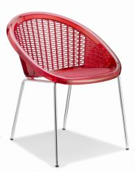 Дизайнерски столове за хотелиерството производител