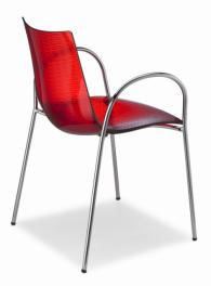 Дизайнерски стол с кожа или дамаска магазини