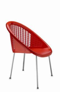 Дизайнерски стол с кожа или дамаска поръчка
