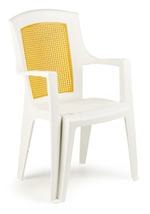 Градински дизайнерски столове ЛУКС пластмаса за Пловдив