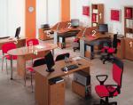 Цялостно обзавеждане на работни офис кабинети