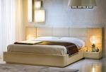 Кръгли тапицирани спални София
